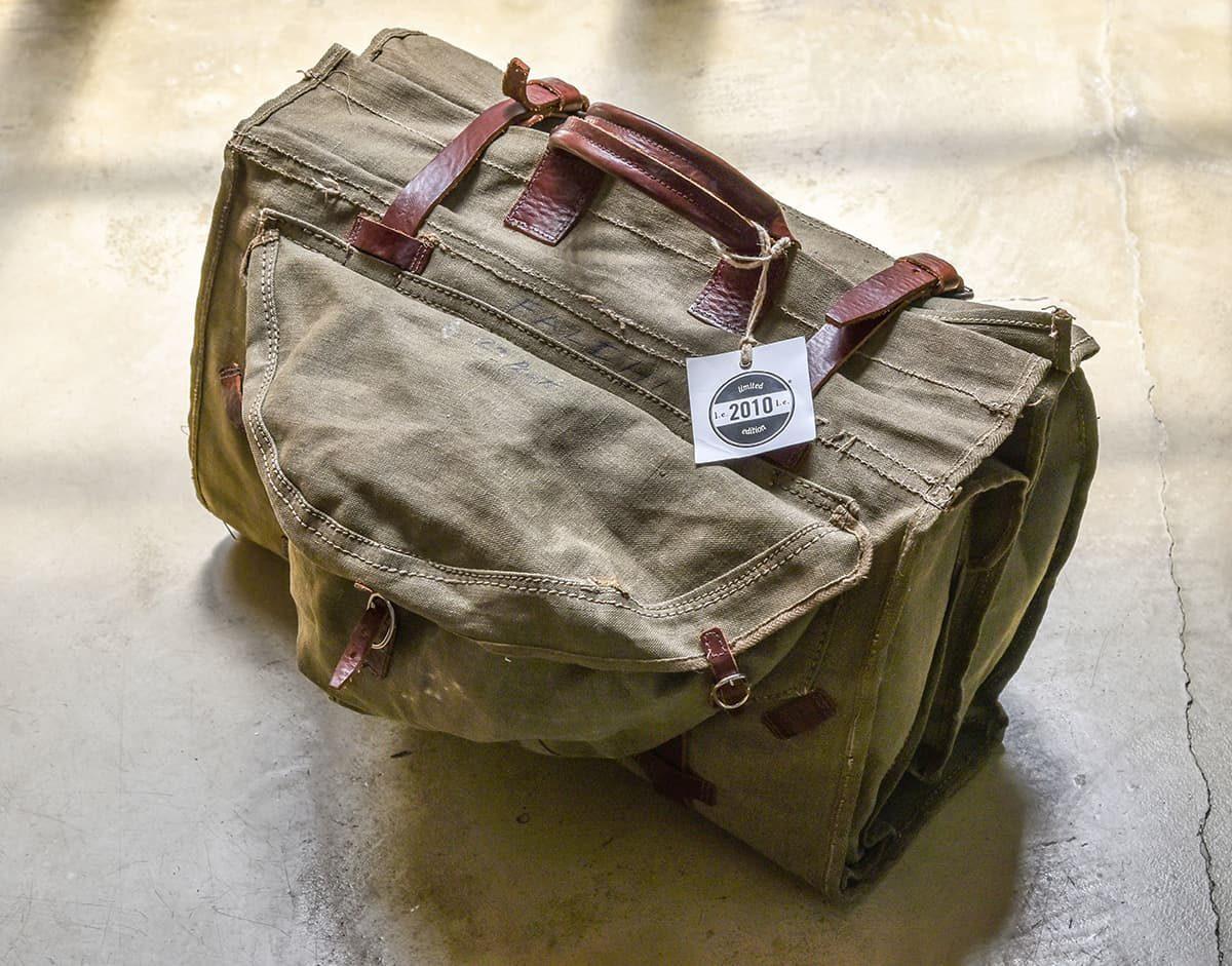 Borsa Militare Vintage Esercito Italiano Limited Edition