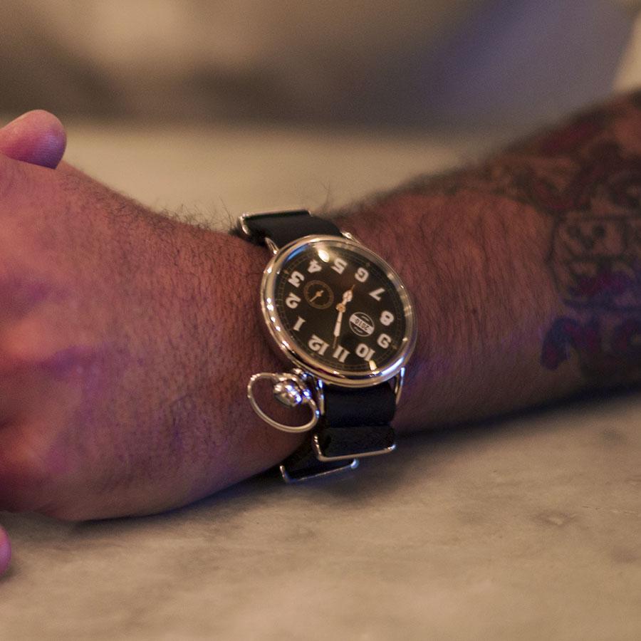 vecchi orologi cipolla trasformati